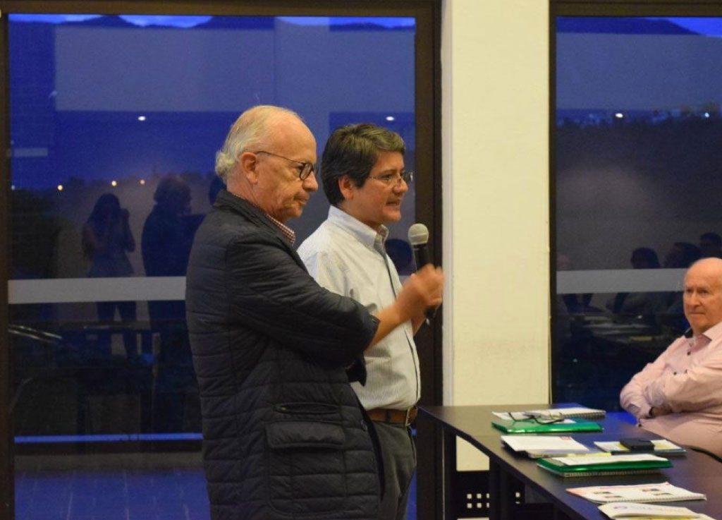 Presentación de avances a la Comunidad Salesiana 3