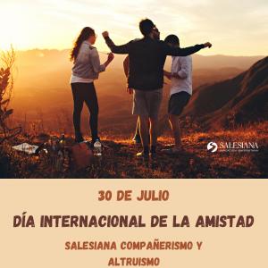 Día Internacional de la Amistad 16