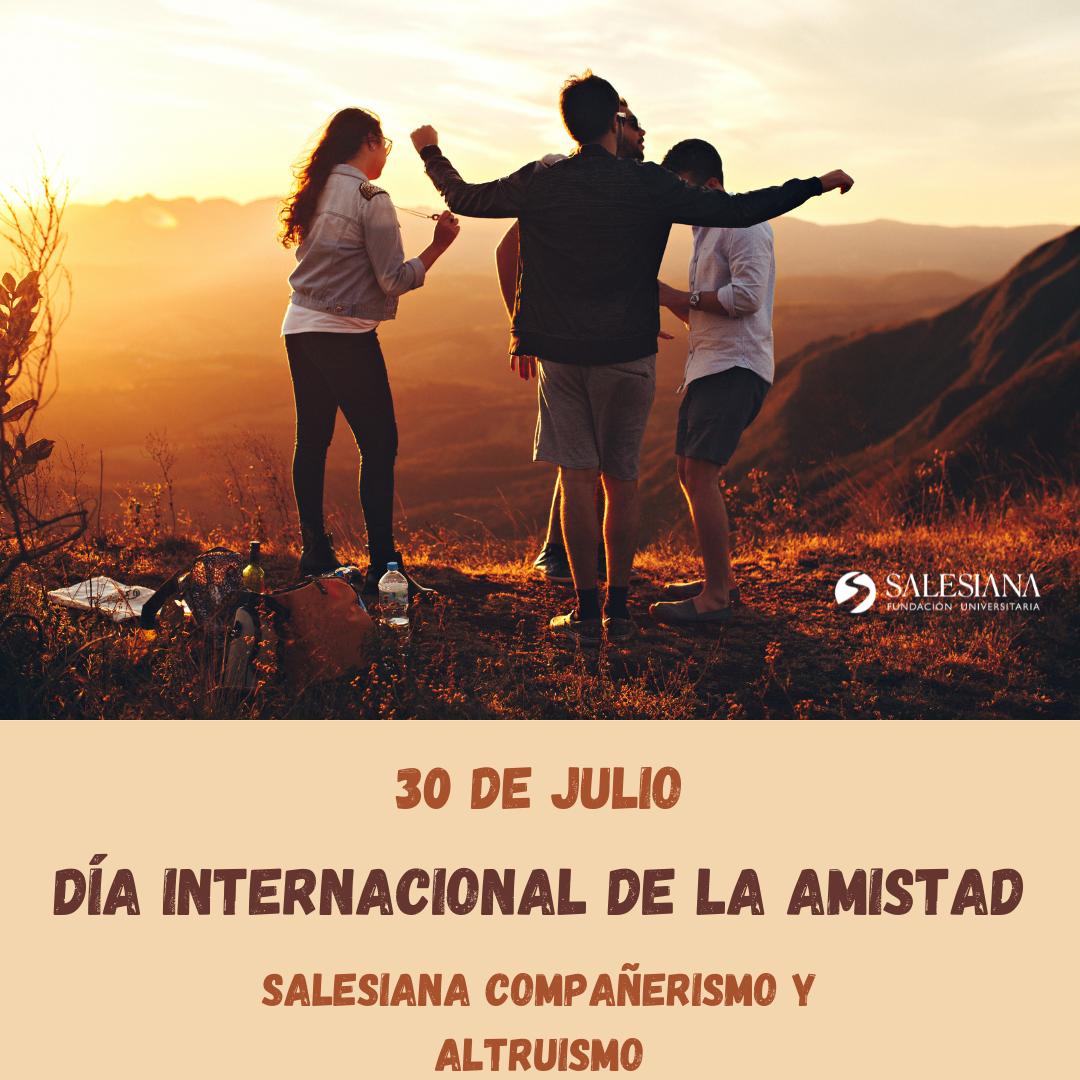 Día Internacional de la Amistad 8