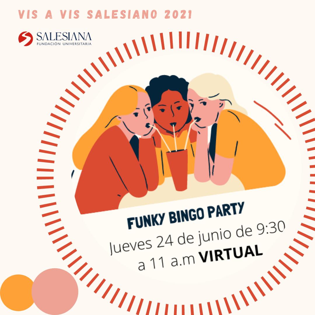 Funky bingo party -Vis a Vis salesiano 8