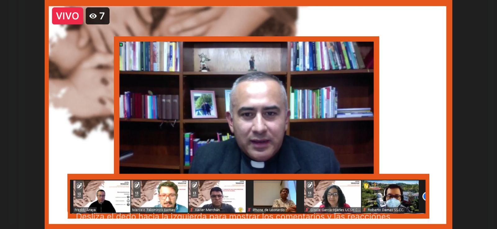 Primer Encuentro Salesiano del Ciclo Webinars del Pacto Educativo Global