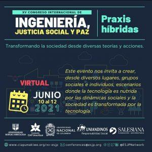 XV Congreso internacional de ingeniería, justicia social y paz 13