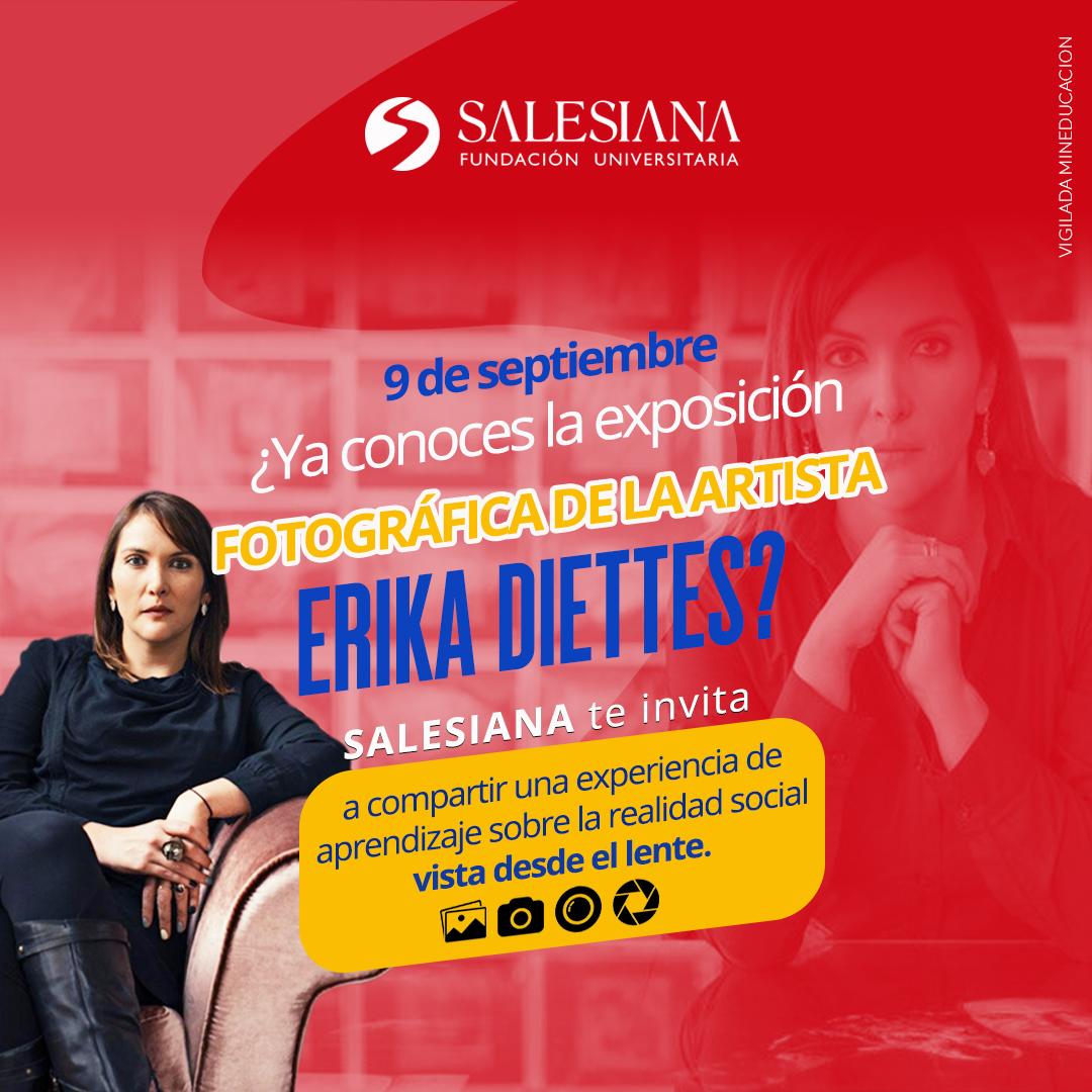 Conversatorio con Erika Diettes 8