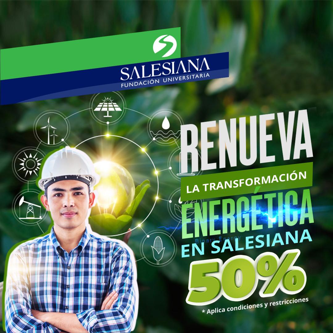 Ingeniería Energética, gestión integral de la energía en Colombia