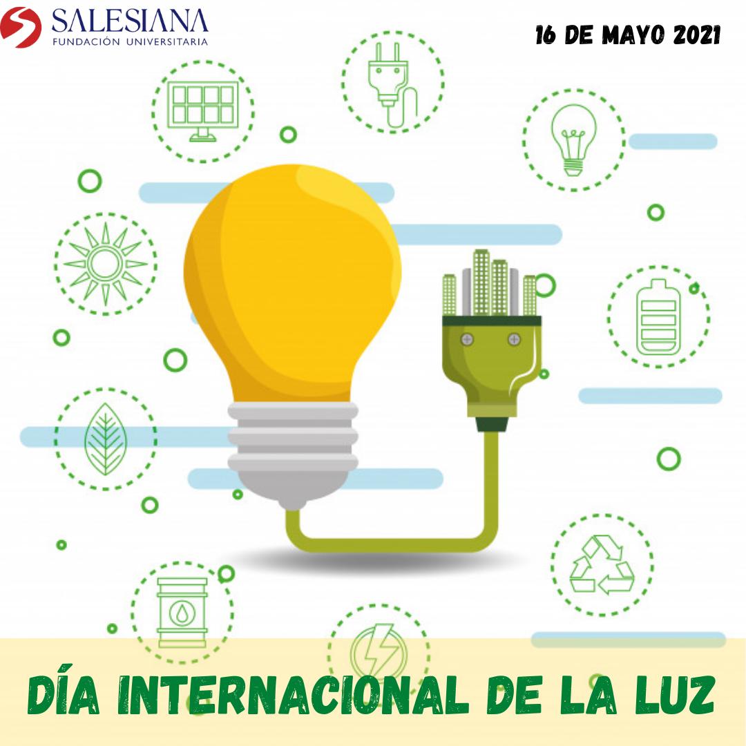 Día internacional de la luz 8