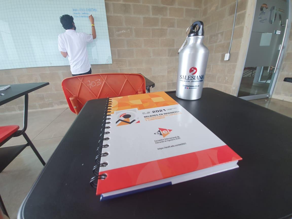 SALESIANA presente en el Encuentro Internacional de Educación en Ingeniería 2021