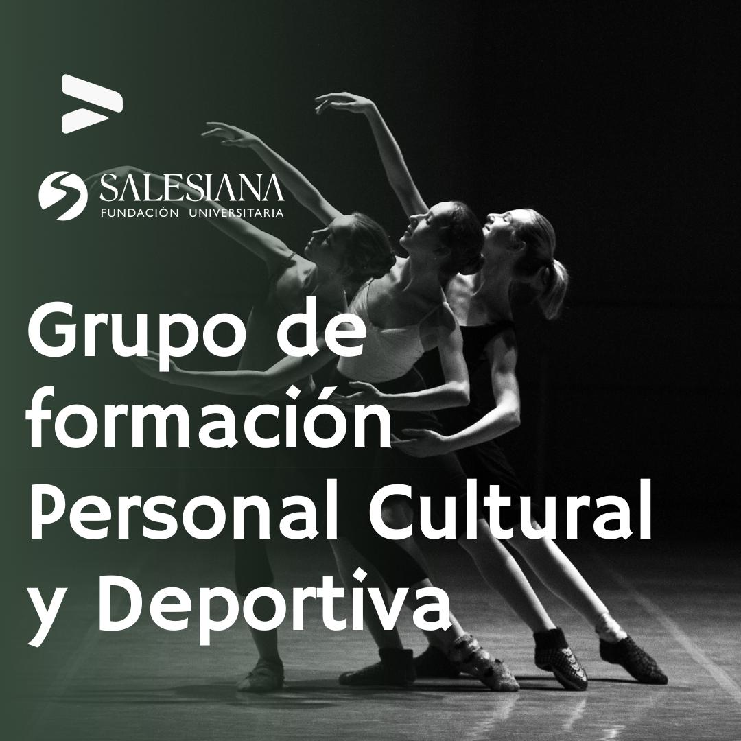 Grupo de formación Personal Cultural y Deportiva 8