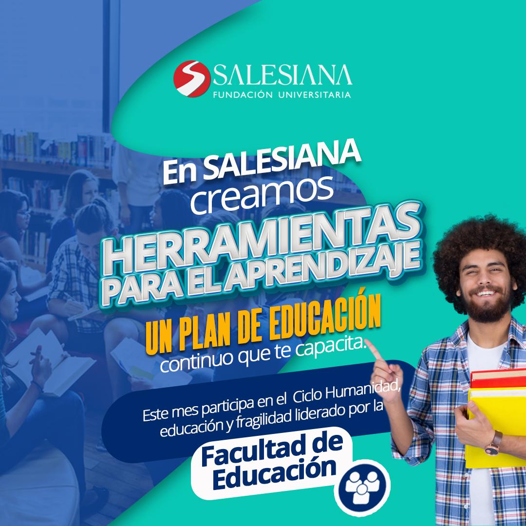Hacia los resultados del aprendizaje: Facultad de educación