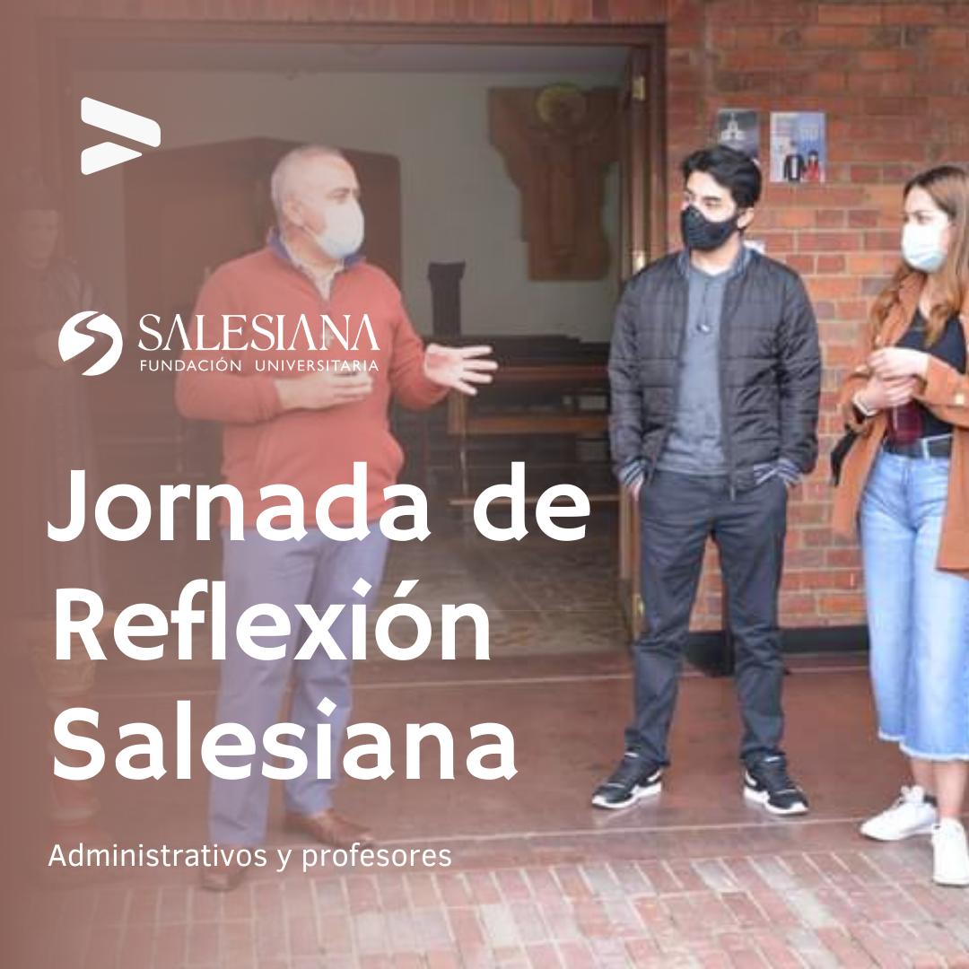 Jornada de Reflexión Salesiana 8
