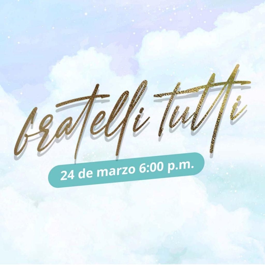 """CONVERSATORIO LECTURA SALESIANA DE """"FRATELLI TUTTI"""" 1"""