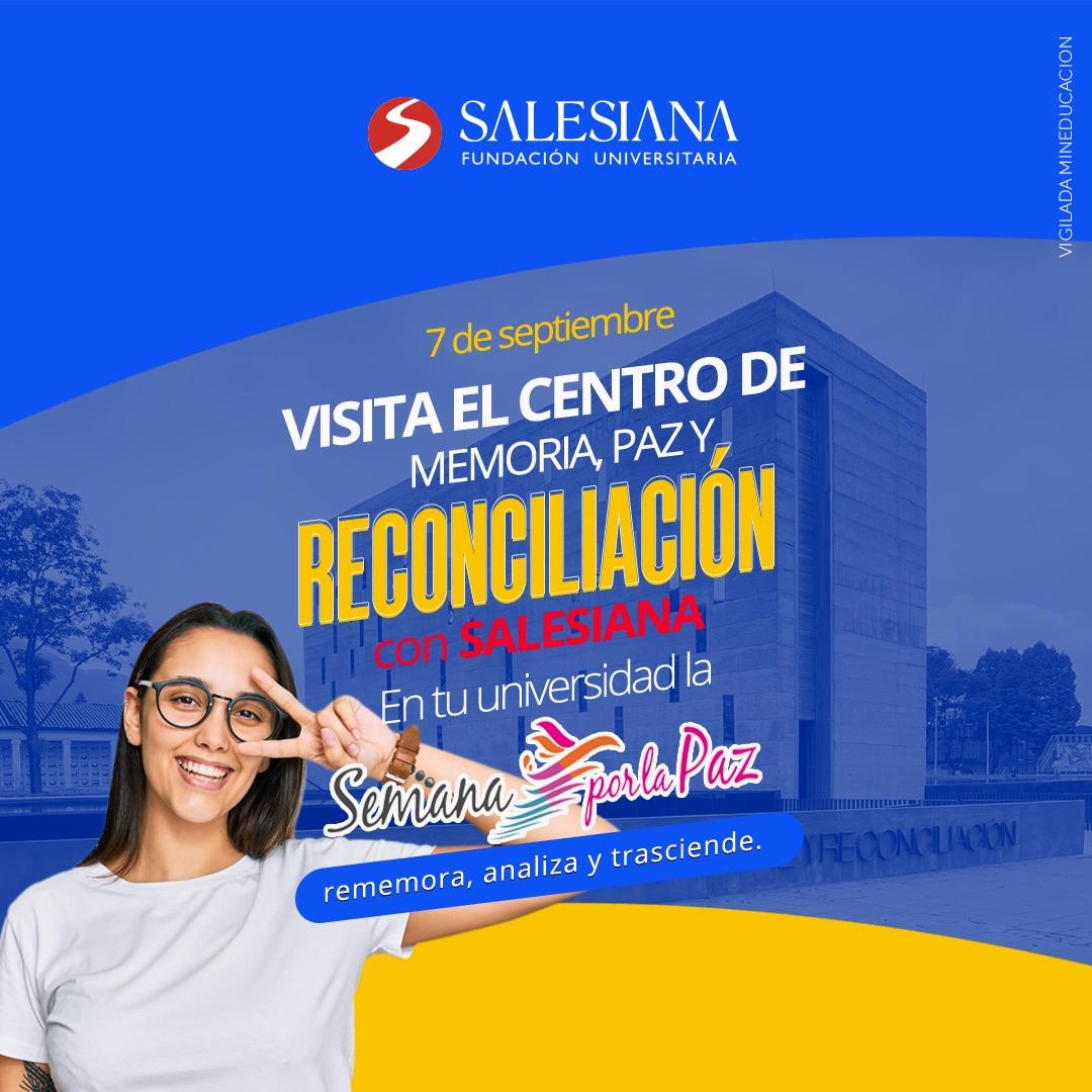 Visita Centro de Memoria, paz y reconciliación 8