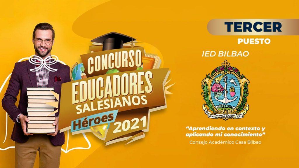 """Premiación concurso """"Educadores salesianos, héroes 2021"""" 4"""