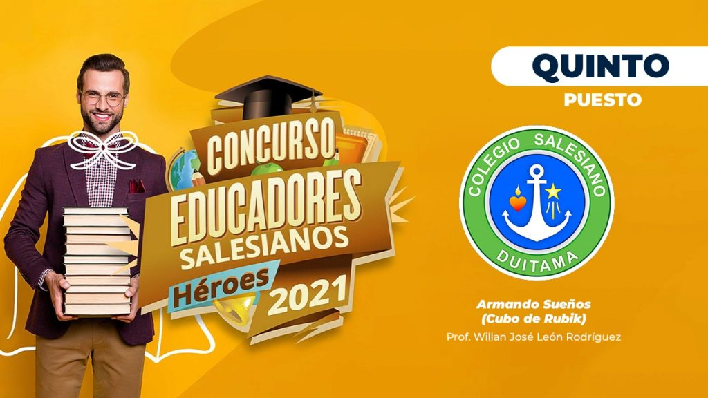 """Premiación concurso """"Educadores salesianos, héroes 2021"""" 2"""