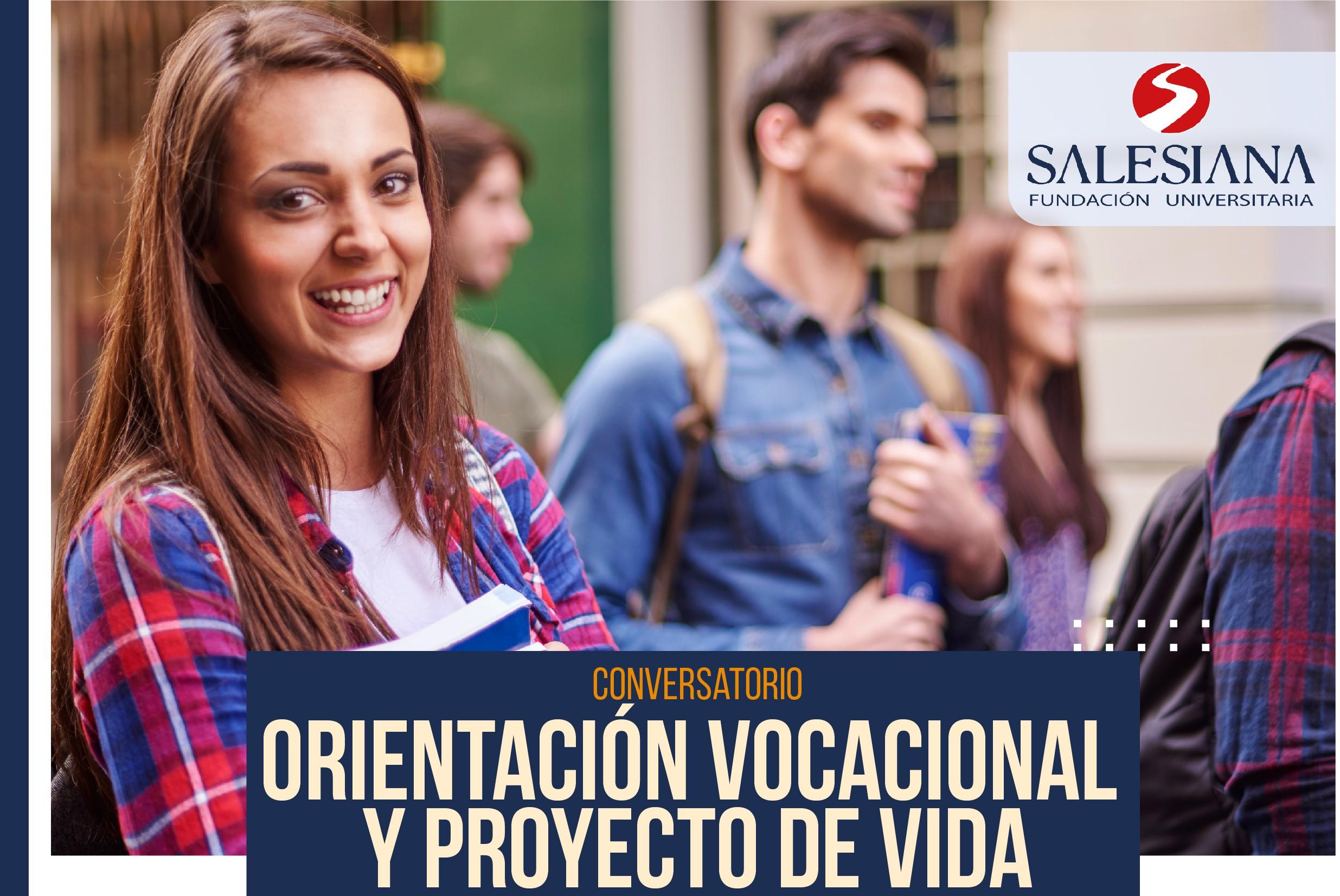 Conversatorio: Orientación vocacional y proyecto de vida 8
